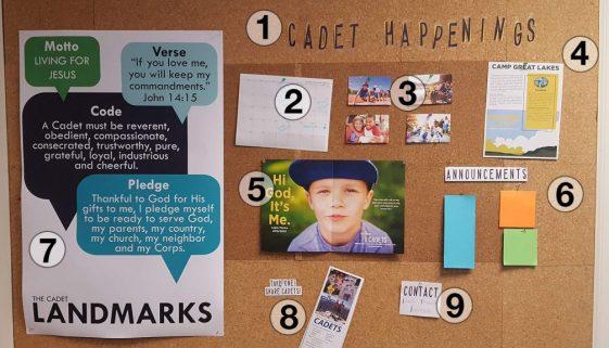 cadet-bulletin-board